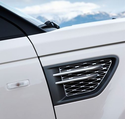 Grile Laterale Range Rover Sport 2010-2013 Supercharged
